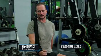 Hy-Impact Tissue Massager TV Spot, 'Unbearable Pain' - Thumbnail 7
