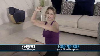 Hy-Impact Tissue Massager TV Spot, 'Unbearable Pain' - Thumbnail 9