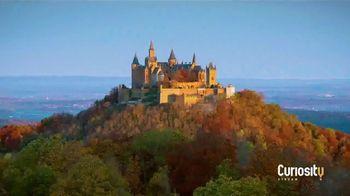 CuriosityStream TV Spot, 'History's Greatest Homes' - Thumbnail 1
