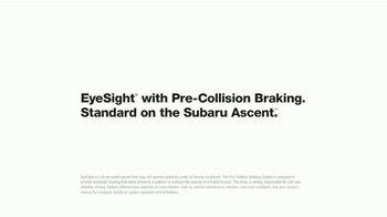 2021 Subaru Ascent TV Spot, 'Important Moments' [T2] - Thumbnail 6