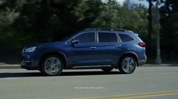 2021 Subaru Ascent TV Spot, 'Important Moments' [T2] - Thumbnail 7