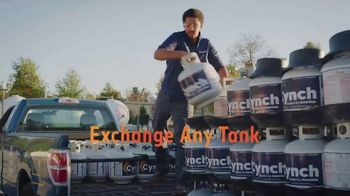 Cynch TV Spot. 'Never Run Out of Grill Gas: $10'
