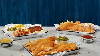 Long John Silver's Variety Platters TV Spot, 'Treasured Moment' - Thumbnail 5
