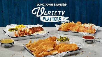 Long John Silver's Variety Platters TV Spot, 'Treasured Moment' - Thumbnail 6