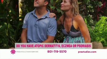 PRA Health Sciences TV Spot, 'Atopic Dermatitis, Eczema or Psoriasis' - Thumbnail 2