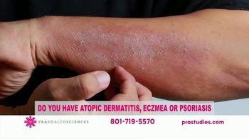 PRA Health Sciences TV Spot, 'Atopic Dermatitis, Eczema or Psoriasis' - Thumbnail 4