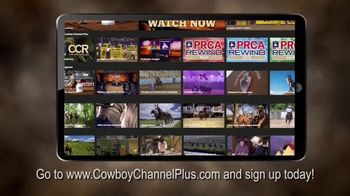 Cowboy Channel Plus TV Spot, 'Professional Rodeo Cowboys Association'