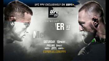 ESPN+ TV Spot, 'UFC 257: Poirier vs. McGregor 2' Song by Eminem - Thumbnail 7