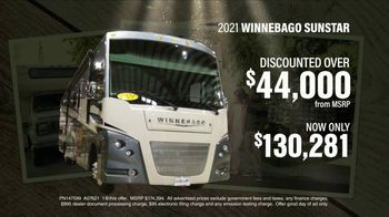 La Mesa RV TV Spot, 'Generations: 2021 Winnebago Sunstar'