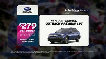 AutoNation Subaru TV Spot, 'Every Car Has a Story: $249' - Thumbnail 6