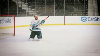 CarShield TV Spot, 'Battle for Ice Supremacy' feat. Ryan O'Reilly, Pat Maroon, Darren Pang - Thumbnail 5