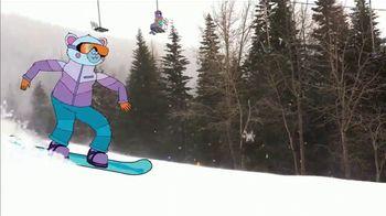 Visit Spokane TV Spot, 'Room to Roam: Ski, Snowboard, Snowshoe & Sled on Mt Spokane' Song by Handsome and Gretyl - Thumbnail 5