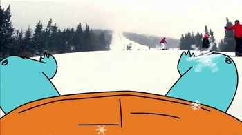 Visit Spokane TV Spot, 'Room to Roam: Ski, Snowboard, Snowshoe & Sled on Mt Spokane' Song by Handsome and Gretyl - Thumbnail 6