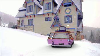 Visit Spokane TV Spot, 'Room to Roam: Ski, Snowboard, Snowshoe & Sled on Mt Spokane' Song by Handsome and Gretyl - Thumbnail 8