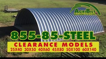 Agribilt Building Systems TV Spot, 'Quality Farm Building' - Thumbnail 10