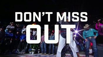 The American Rodeo TV Spot, 'Don't Miss Out' - Thumbnail 1