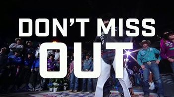 The American Rodeo TV Spot, 'Don't Miss Out' - Thumbnail 2