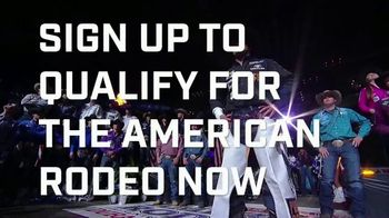 The American Rodeo TV Spot, 'Don't Miss Out' - Thumbnail 3