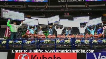 The American Rodeo TV Spot, 'Don't Miss Out' - Thumbnail 7