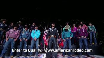 The American Rodeo TV Spot, 'Don't Miss Out' - Thumbnail 8