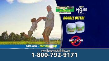 Hempvana Arthritis Pain Relief Cream TV Spot, 'Powerful New Formula' - Thumbnail 8