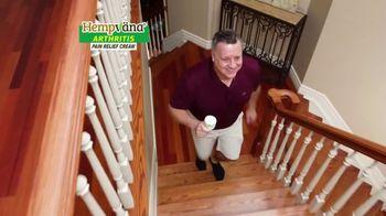 Hempvana Arthritis Pain Relief Cream TV Spot, 'Powerful New Formula' - Thumbnail 3
