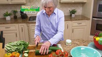 Hempvana Arthritis Pain Relief Cream TV Spot, 'Powerful New Formula' - Thumbnail 4