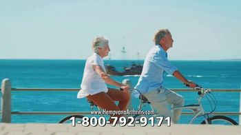 Hempvana Arthritis Pain Relief Cream TV Spot, 'Powerful New Formula' - Thumbnail 6