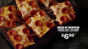 Jet's Pizza Mix N' Match TV Spot, 'Detroit Formula: $6.99' - Thumbnail 8