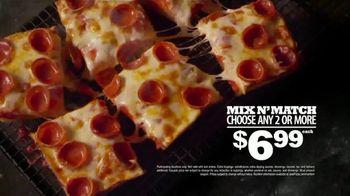 Jet's Pizza Mix N' Match TV Spot, 'Detroit Formula: $6.99' - Thumbnail 9