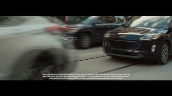 Ford TV Spot, 'Because of This: SUVs: Rain and Snow' [T2] - Thumbnail 3