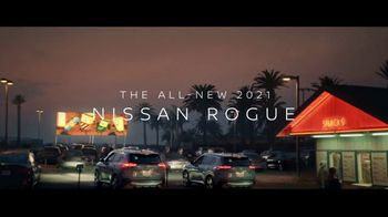 2021 Nissan Rogue TV Spot, 'What Should We Do Today?' Featuring Brie Larson, Song by Blondie [T2] - Thumbnail 8