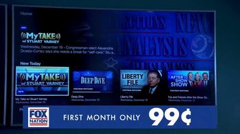 FOX Nation TV Spot, 'Religion, History, Military and Justice' Featuring Sean Hannity - Thumbnail 7