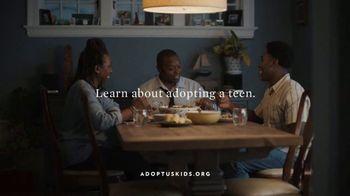 Adopt US Kids TV Spot, 'Dinner'