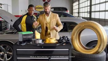 Midas TV Spot, 'Feel Like a King: Oil Change and Multi-Point Check'