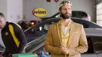 Midas TV Spot, 'Feel Like a King: Oil Change and Multi-Point Check' - Thumbnail 1