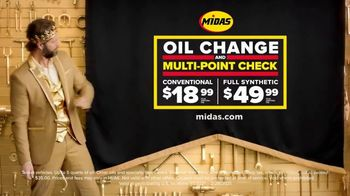 Midas TV Spot, 'Feel Like a King: Oil Change and Multi-Point Check' - Thumbnail 10