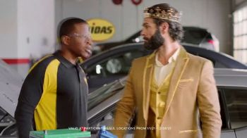 Midas TV Spot, 'Feel Like a King: Oil Change and Multi-Point Check' - Thumbnail 2