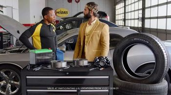 Midas TV Spot, 'Feel Like a King: Oil Change and Multi-Point Check' - Thumbnail 3