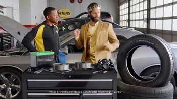 Midas TV Spot, 'Feel Like a King: Oil Change and Multi-Point Check' - Thumbnail 4