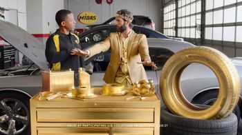 Midas TV Spot, 'Feel Like a King: Oil Change and Multi-Point Check' - Thumbnail 6