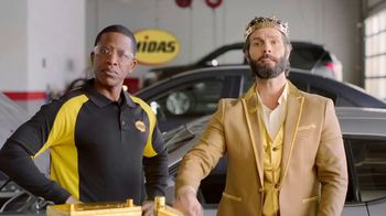 Midas TV Spot, 'Feel Like a King: Oil Change and Multi-Point Check' - Thumbnail 8