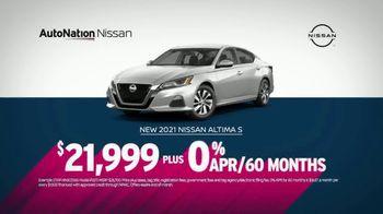 AutoNation Nissan TV Spot, 'Rashelle's Story: Altima' - Thumbnail 7