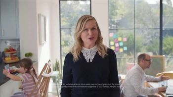 XFINITY Gig Speed Internet TV Spot, 'Extremely Sticky Tablet' Featuring Amy Poehler - 5 commercial airings