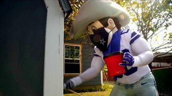 Lowe's TV Spot, 'NFL Players Helping Communities'