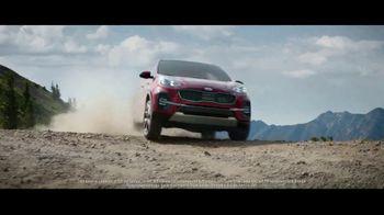 2021 Kia Sportage TV Spot, 'Mountain' [T2] - Thumbnail 7
