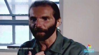 Discovery+ TV Spot, 'Shock Docs: Amityville Horror House' - Thumbnail 2