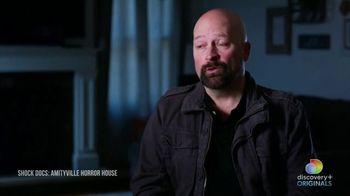 Discovery+ TV Spot, 'Shock Docs: Amityville Horror House' - Thumbnail 3