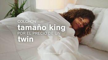 Ashley HomeStore Mattress Marathon TV Spot, 'King por el precio de un Twin' [Spanish] - Thumbnail 3