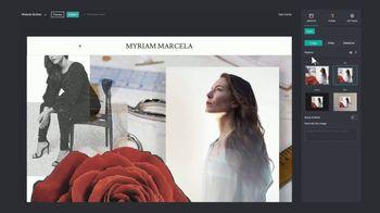 GoDaddy TV Spot, 'Myriam Marcela'